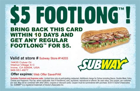 printable subway coupons november 2017 print subway coupons for 2017 subway coupons