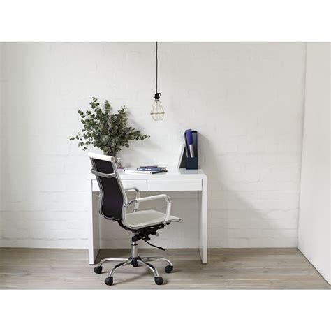 2 drawer desk white arc 2 drawer desk white officeworks