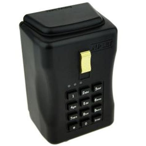 nuset smart box electronic lockbox key storage lock box