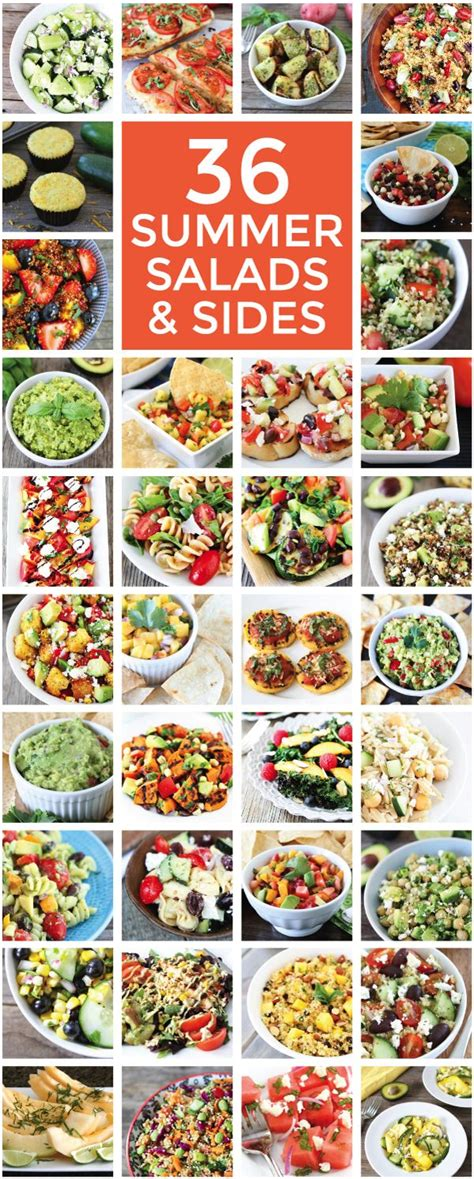 two peas in their pod 36 summer salad and sides recipes two peas their pod