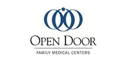 building strong healthy communities at open door