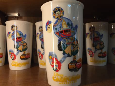 Disney Startbucks Ceramic Tumbler - photo new ceramic disney california adventure tumbler