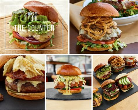 The Counter Gift Card - win a 25 gift card to the counter burger