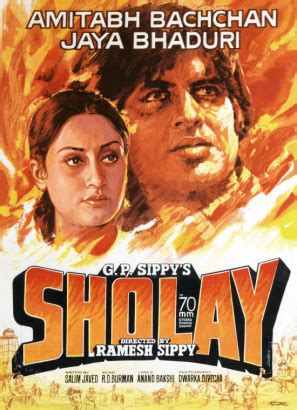 theme music sholay did not have budget to make sholay ramesh sippy india