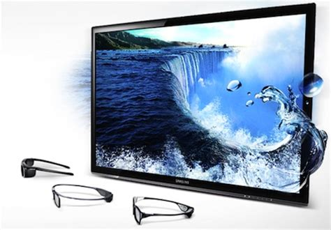 Samsung L E D Tv by Usa Samsung And Lg Boost 3d Lcd Market As Japanese