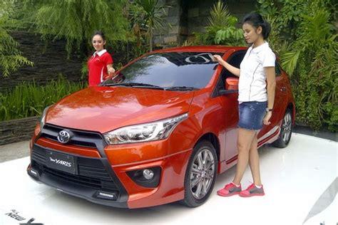 Jual Lu Led Mobil Yaris jual mobil bekas second murah toyota new yaris 2014