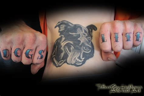 dog tattoos for men tattoos and designs page 127