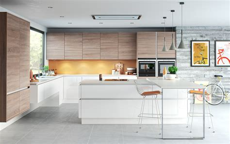 Sleek Kitchen Cabinets | 20 sleek kitchen designs with a beautiful simplicity