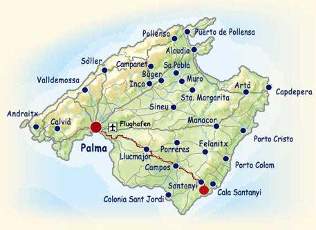Karpet Karet Calya willkommen bei mallorca biamas lageplan