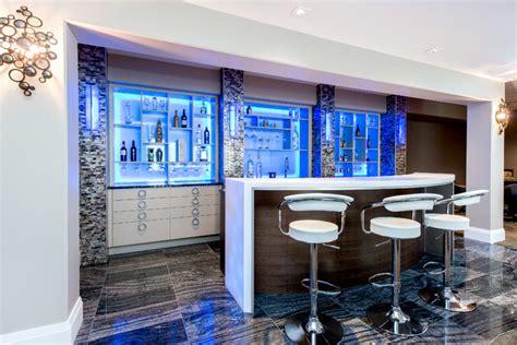 incredible contemporary home bar designs youre