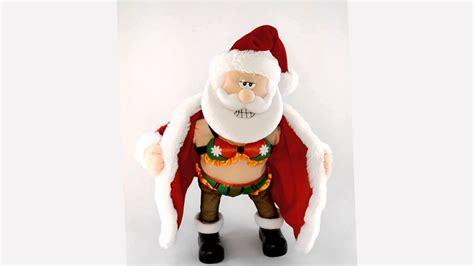 tekky toys flashing santa youtube