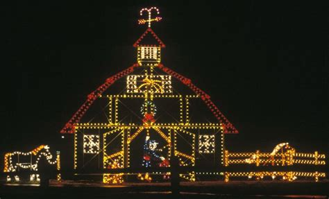 walkway of lights christmas events marion indiana marion