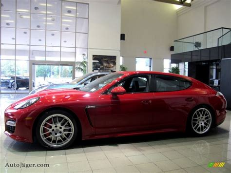 Porsche Panamera Red by 2013 Porsche Panamera Gts In Guards Red Photo 2 075174