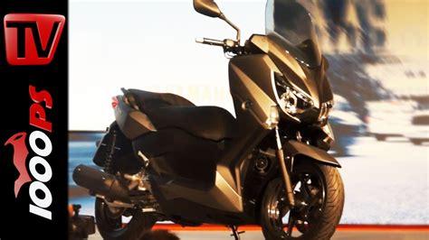 125er Motorrad Test 2013 by World Premiere Yamaha X Max 125 250 2014 Umbauten