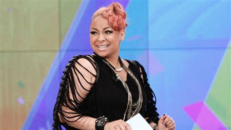 raven symoné the view raven symone explains how her 3 year early retirement