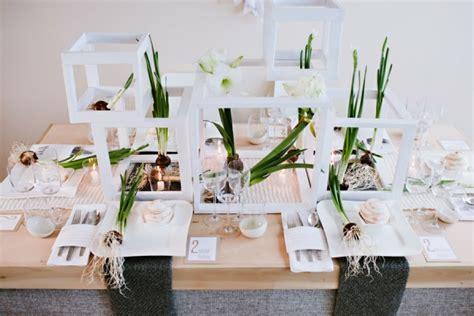 moderne tischdeko tisch deko zum selbermachen 110 g 252 nstige und stilvolle ideen