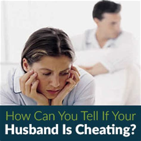 how can you tell if your husband is cheating on facebook