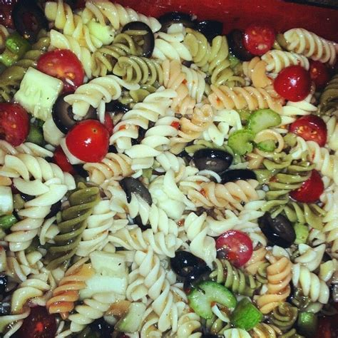 cold salads cold pasta salad looks good to me pinterest