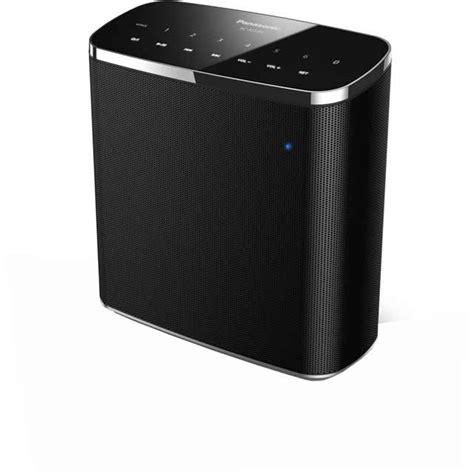 Speaker Bluetooth Panasonic panasonic sc all05eb k wireless multiroom audio speaker bluetooth black new