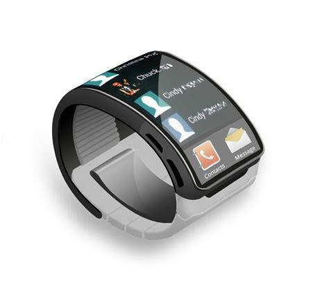 Smartwatch Samsung samsung gear smartwatch concept shows a future of screens