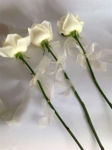 Unique Single Stem Flowers Wedding Best 25 Single Flower Bouquet Ideas On Pinterest Simple