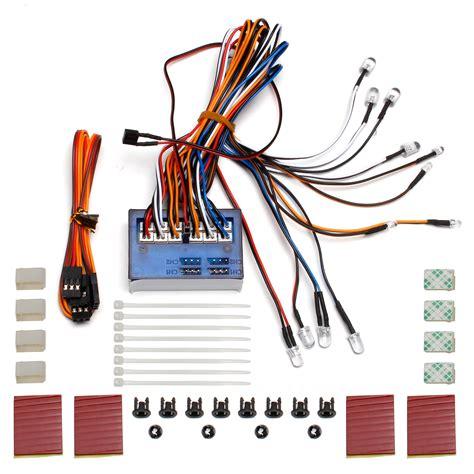 Rc Led Light Kit by Xp Led Rc Light Kit 12 Leds Team Associated