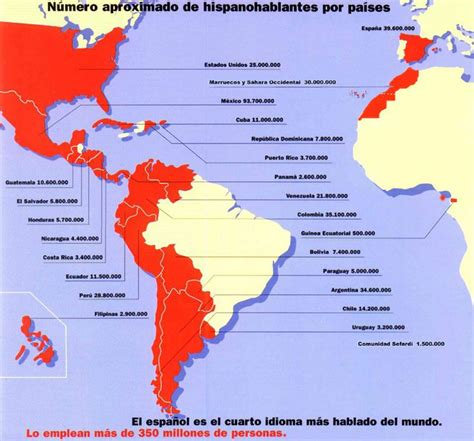 the spanish speaking world a color coded map of the spanish speaking world hispanohablante mapa diversify your life