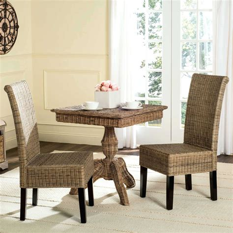 indoor wicker dining room chairs dining chairs image of rattan dining room chairs indoor