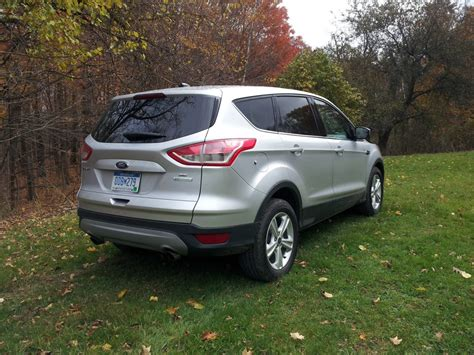 ford escape ecoboost mpg 2014 ford escape se 1 6 liter ecoboost gas mileage drive