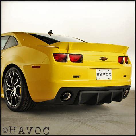 2010 Mustang Rear Valance Camaro 2010 Quad Diffuser Autos Post
