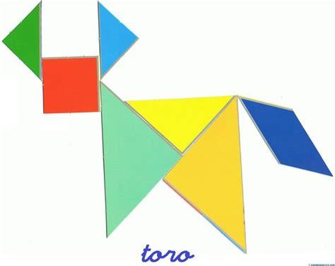 figuras geometricas simples las 25 mejores ideas sobre tangram en pinterest figuras