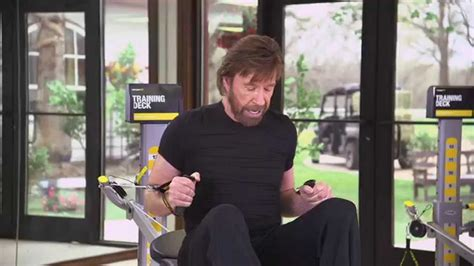 3 simple total exercises with chuck norris