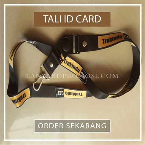 Harga Name harga tali lanyard tali name tag dan tali id card 08161352618