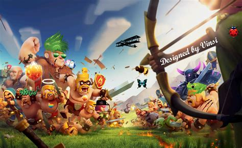 download game coc mod vinsi clash of clans unlimited mod hack apk download mahrus