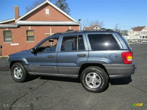 blue jeep grand 2001 steel blue pearl 2001 jeep grand laredo 4x4