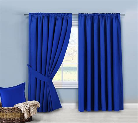 Cobalt Blue Curtains Cobalt Blue And Gold Curtains Archives Oberlinheadwaters