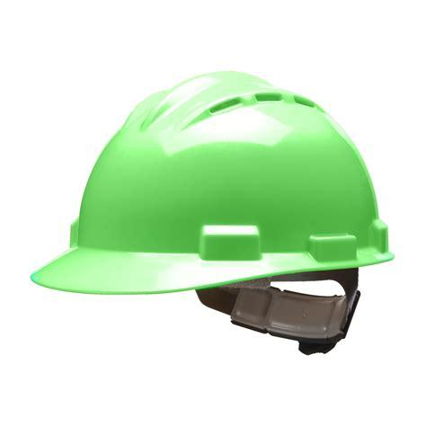 bullard hats bullard s62hgr standard vented hat ratchet