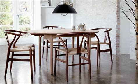 lusting   wishbone chair dining chairs seating