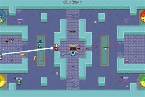 One Minute Preview Lgs Player by Battlesloths Is Part Towerfall Ascension Part