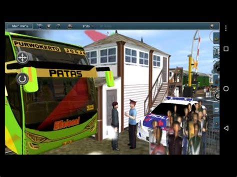 detik game detik detik bus efisiensi shd di tabrak kereta api