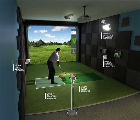 golf swing studio swing dynamics high definition golf simulators