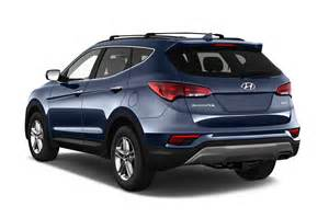 Hyundai Santa Fe Sport Reviews 2017 Hyundai Santa Fe Sport Reviews And Rating Motor Trend