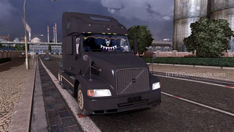 new volvo vnl volvo vnl 660 v2 0 euro truck simulator 2 spot