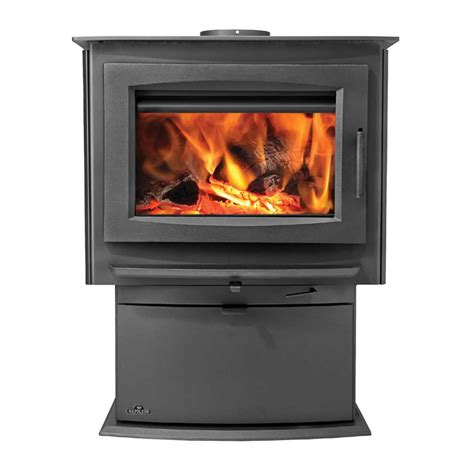 Electric Heat Fireplace by Napoleon S Series Wood Burning Stove At Ibuyfireplaces