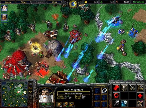 libro wow its night time warcraft 3 just got patched and it s getting new maps and balance changes too kotaku australia