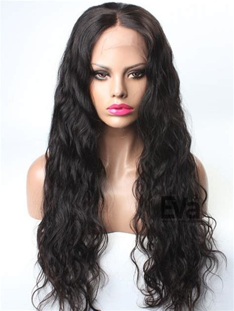 hair wigs goddess body wavy custom full lace human hair wig with