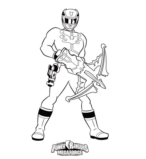 coloring pages power rangers megaforce megaforce power rangers coloring pages printable