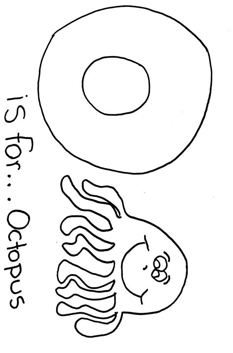 fre printable coloring pages for preschoolers letter o