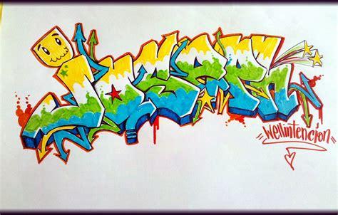 doodle name joseph tu nombre en un graffiti wellintencion septiembre 2015