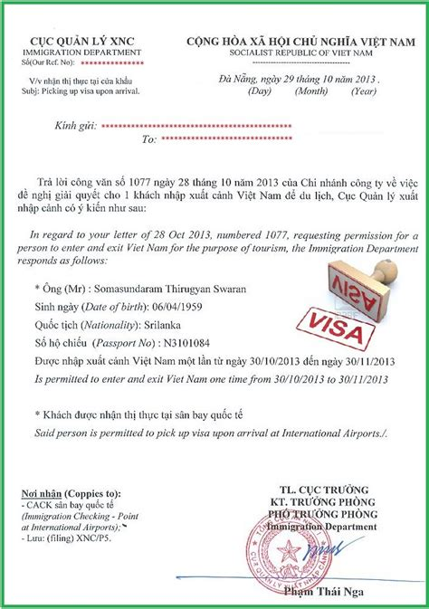 Invitation Letter For Visa Application Turkey invitation letter for visa application south africa